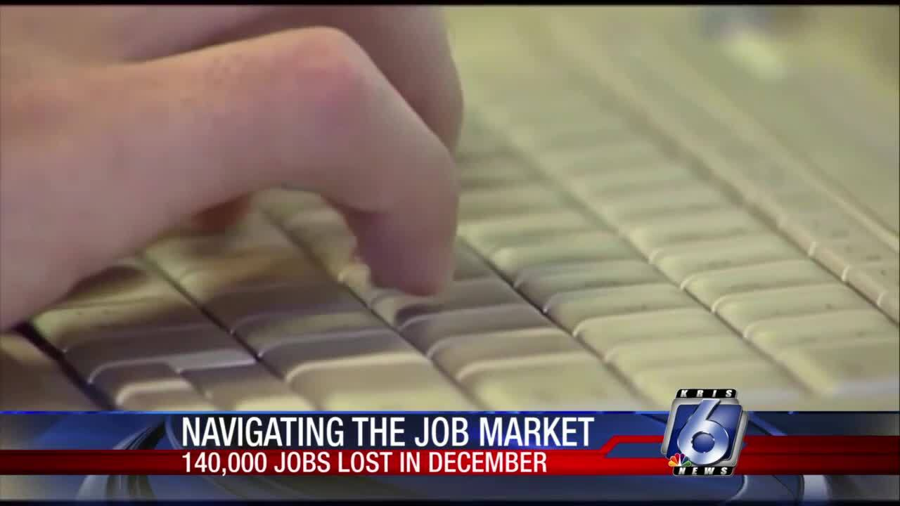 Navigating the job market