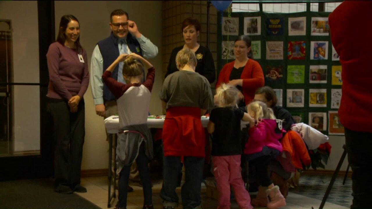 Utah families impacted by organ donation honored at special holidayevent