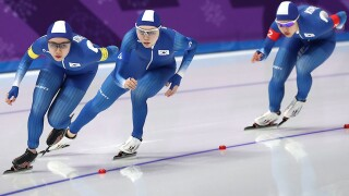 Scapegoated South Korean skater receives apology from teammates