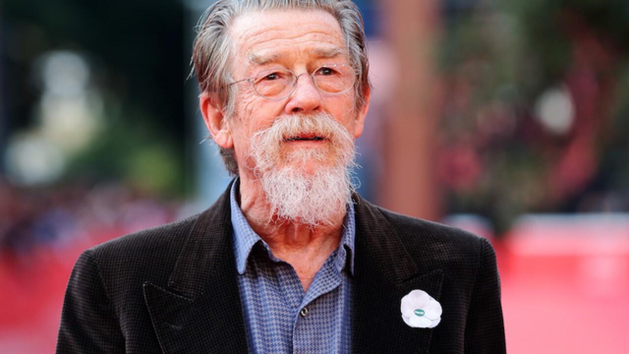'Elephant Man,' 'Harry Potter' actor dies at 77