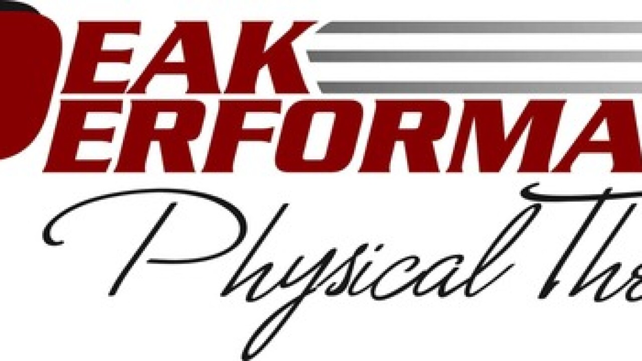 Peak Performance Physical Therapy's Open House