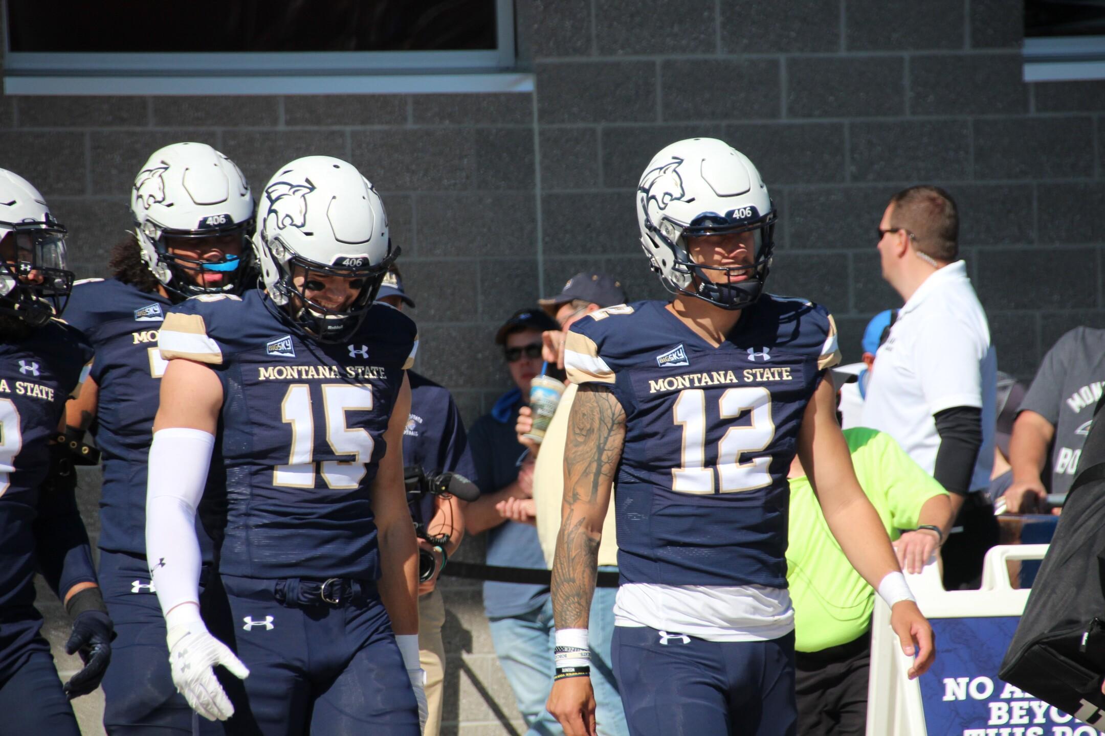 Troy Andersen and Tucker Rovig