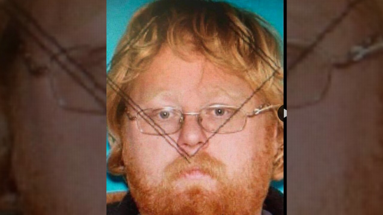 Child rape suspect added to Tennessee's Most Wanted list