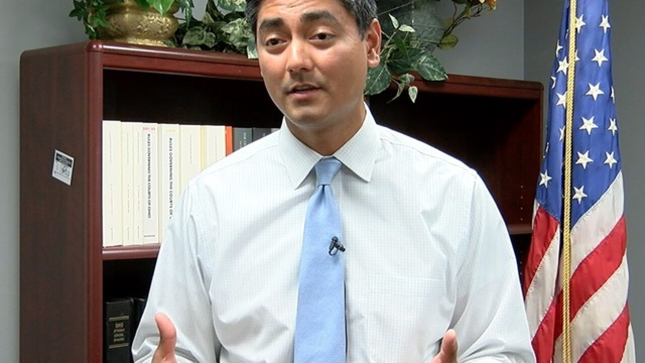 Hear Cincinnati: Allegations of campaign finance violations for Aftab Pureval
