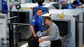 TSA's list of confiscated items for 2014 includes over 700 stun guns and a hundred grenades