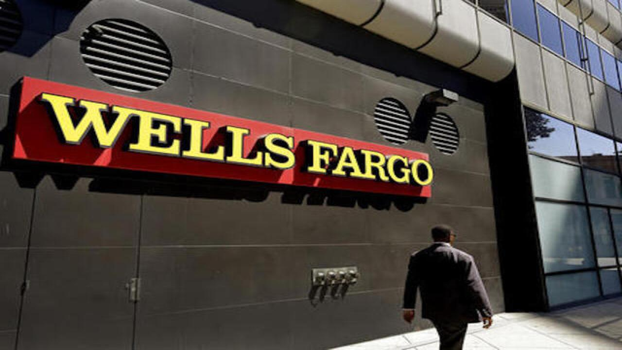 Wells Fargo banned from doing business in Ohio