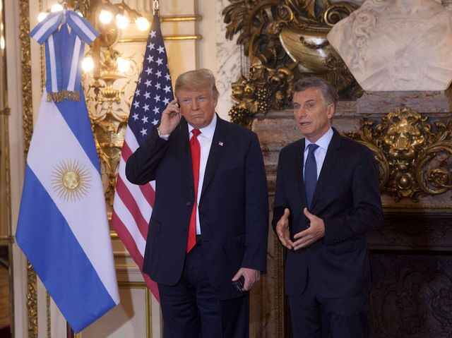 Photos: World leaders meet at G20 summit in Argentina