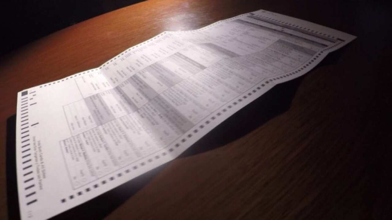 Colorado ballot