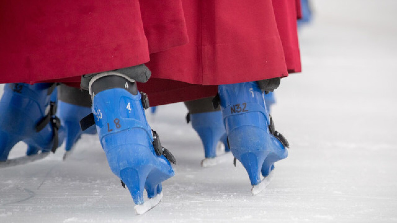 Ice rink to open in Racine's Monument Square