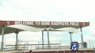 Sinton names baseball field after Coach Gene Kasprzyk