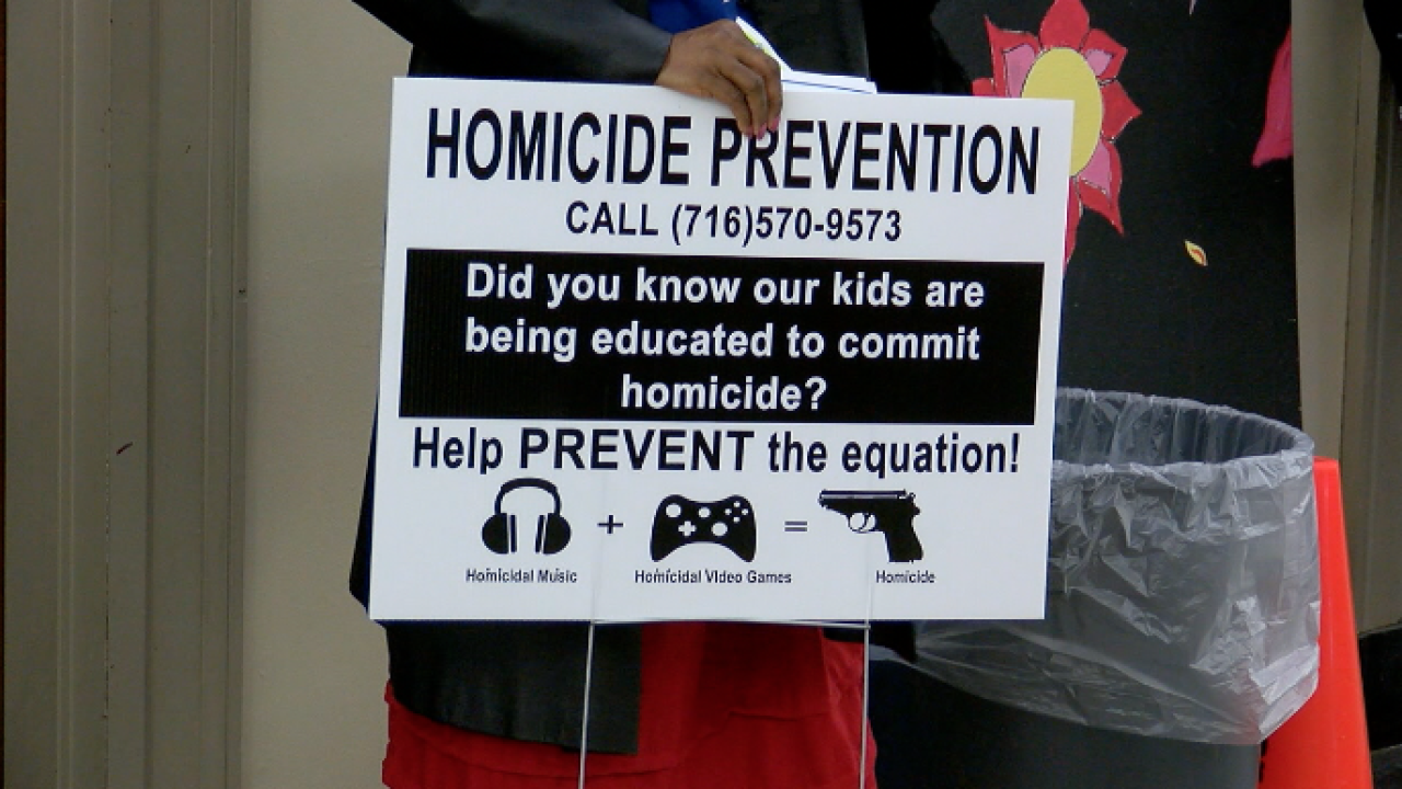 Community Forum on Gun Violence
