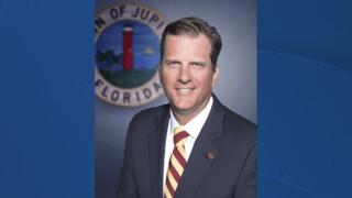Jupiter Mayor Todd Wodraska