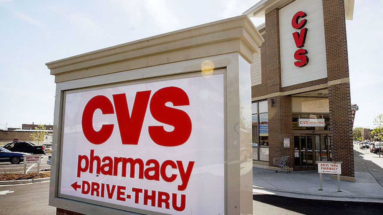 Here is a list of CVS over-the-counter eye drops that have been recalled