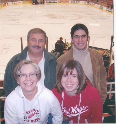 Son remembers best Red Wings memories with father who passed