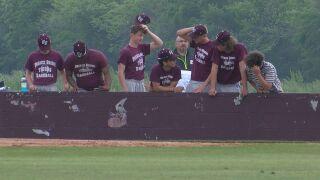 Breaux Bridge Baseball Fans 2021