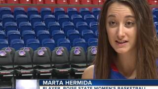 BSU basketball player find opportunity in Boise