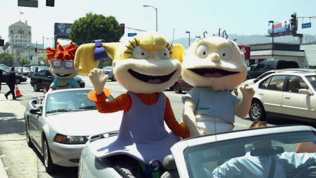'Rugrats' to return to TV, big screen, reports say