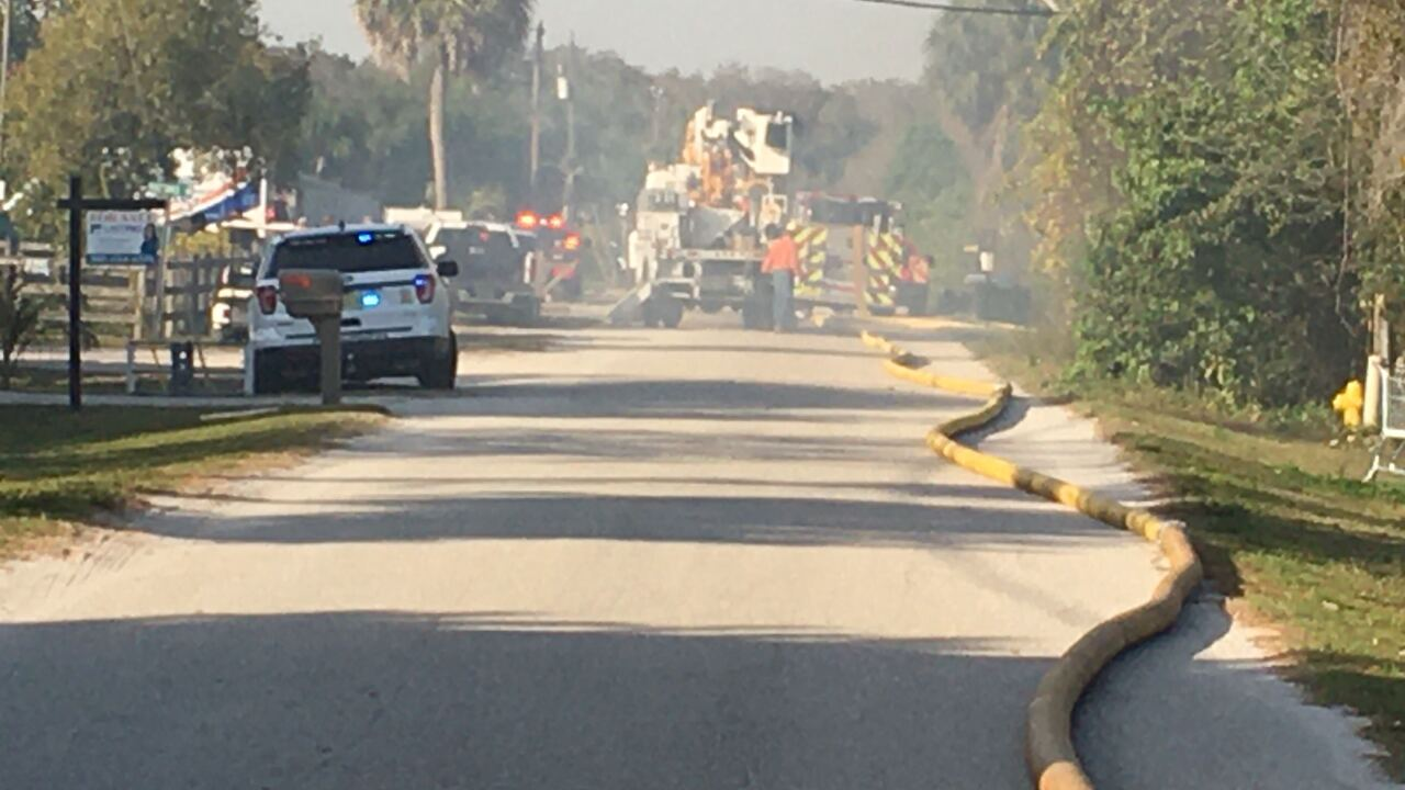 North Fort Myers house fire