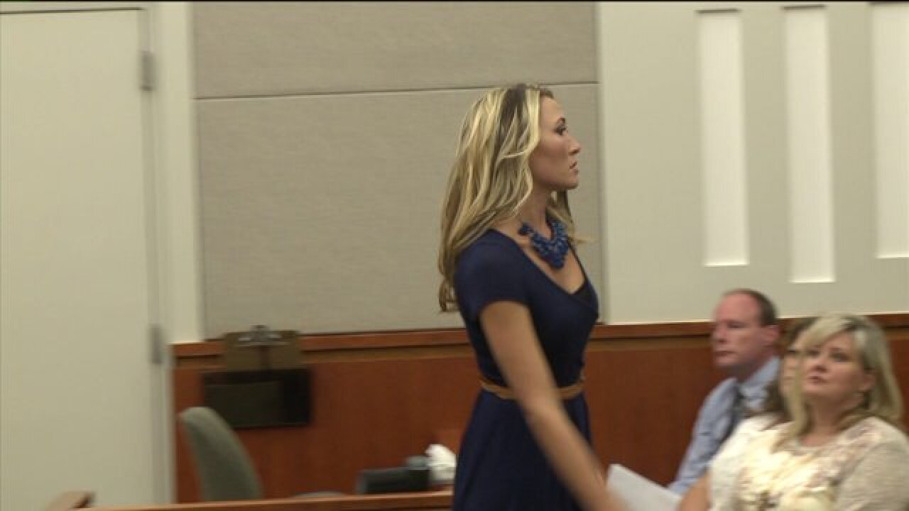 Former teacher to stand trial after second student alleges sexualmisconduct