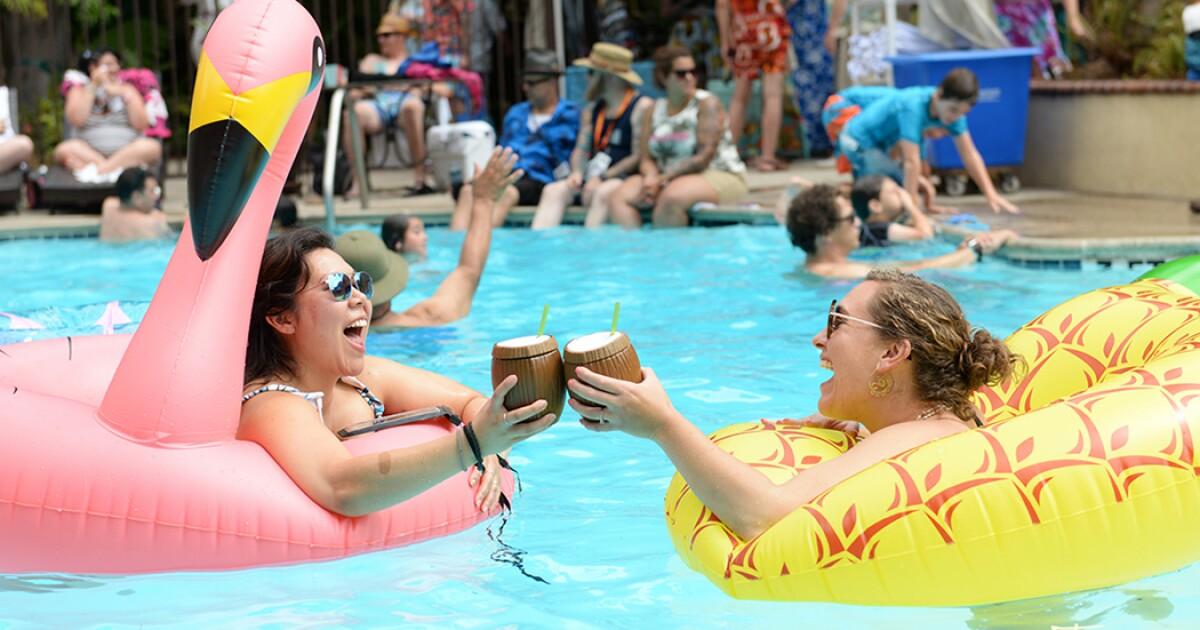 World's largest tiki party kicks off in San Diego