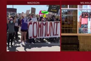 Madison police respond to looting, property damage during Saturday night protests