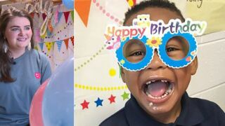Meet the woman making sure every child gets a birthday party
