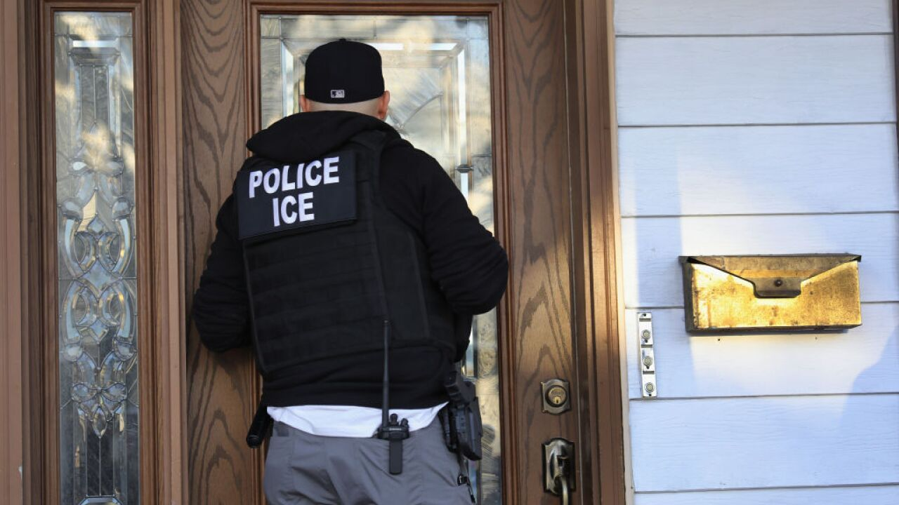 Major ICE raids didn't materialize over the weekend. But officials say the operation is still on