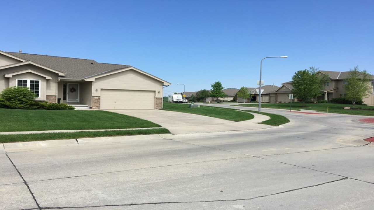 Nebraska man sent escorts to nearby house
