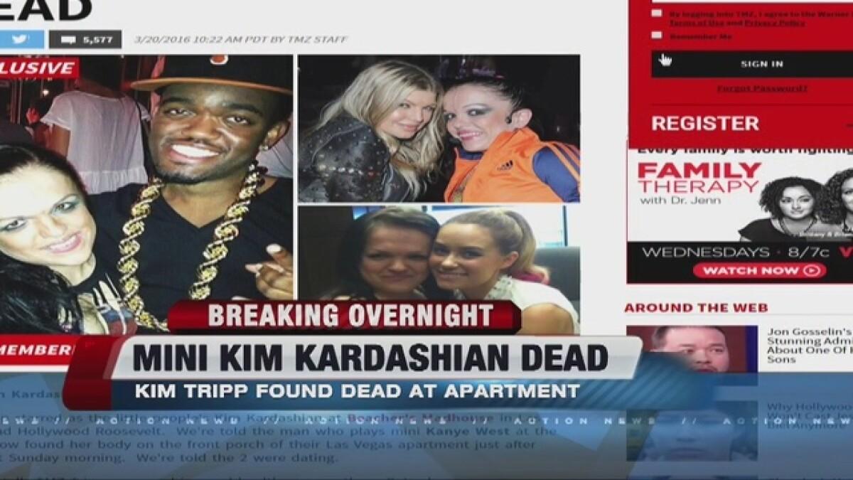 Mini Kim found dead in Las Vegas apartment