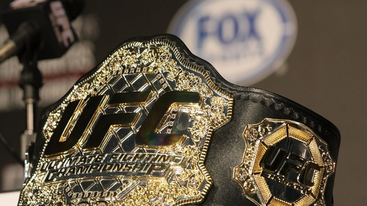 Report: UFC sells for $4 billion