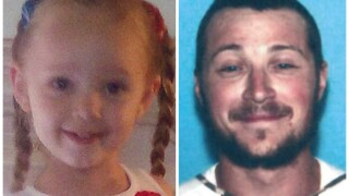 Amber Alert cancelled: Gracelynn Scritchfield found safe, DPS says