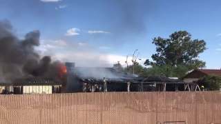 House Fire Tucson