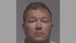 Todd Pivec DUI mugshot