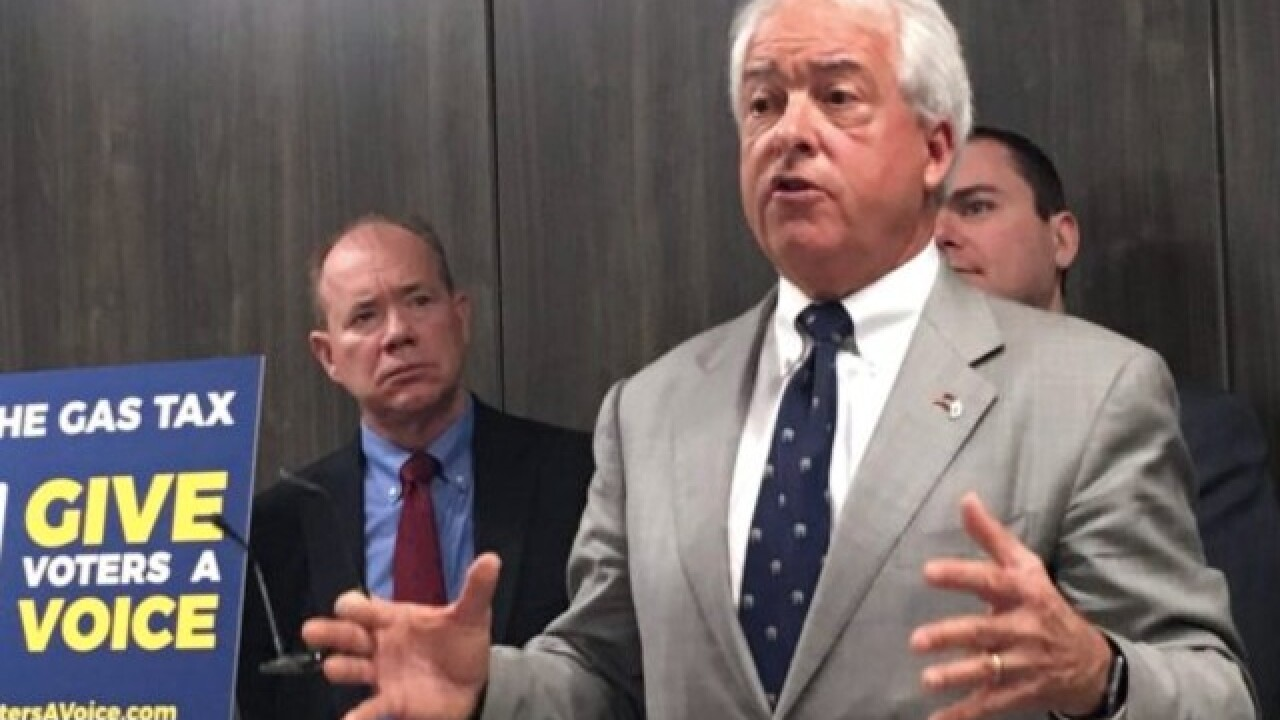 Los Angeles Times Report: California governor candidate John Cox once sued for financial misconduct