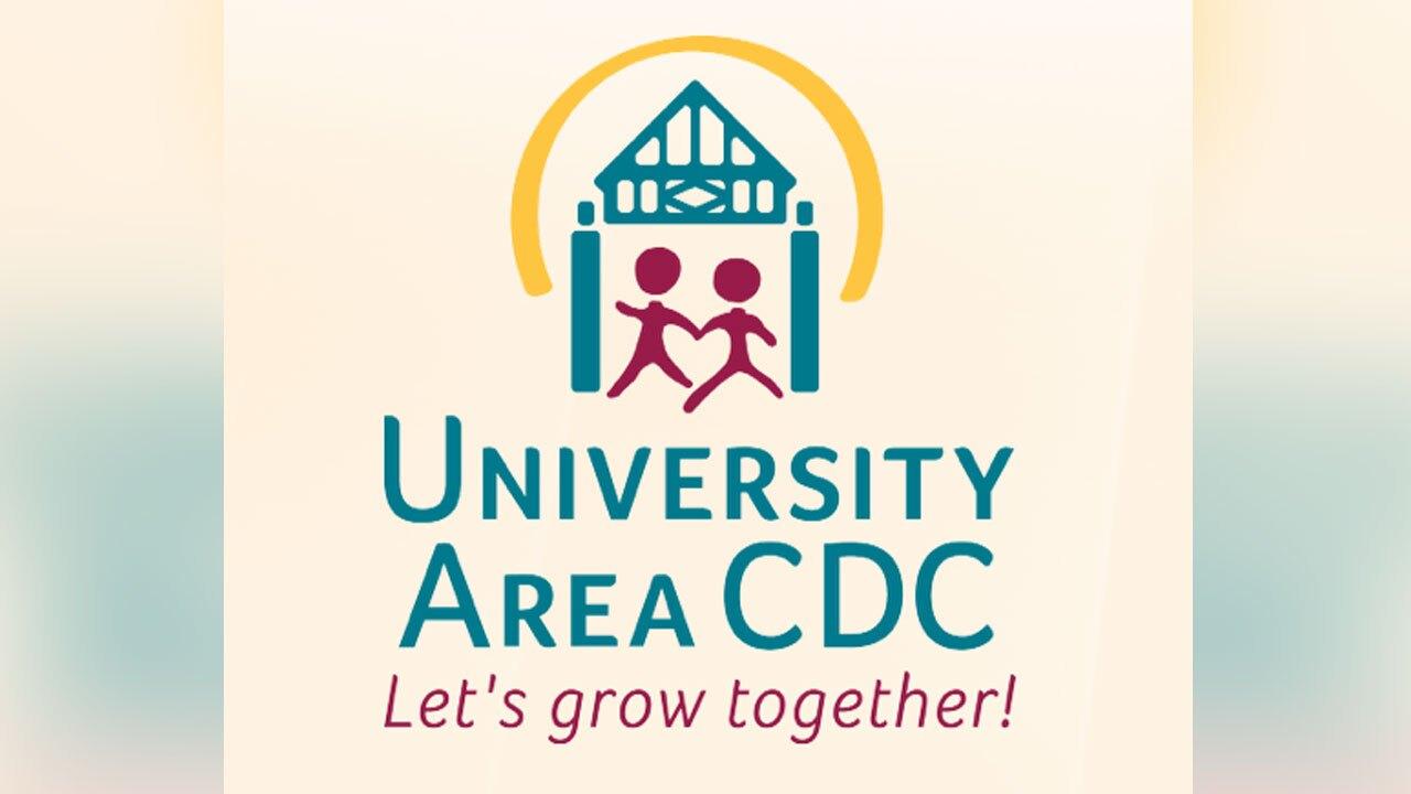 University Area CDC website