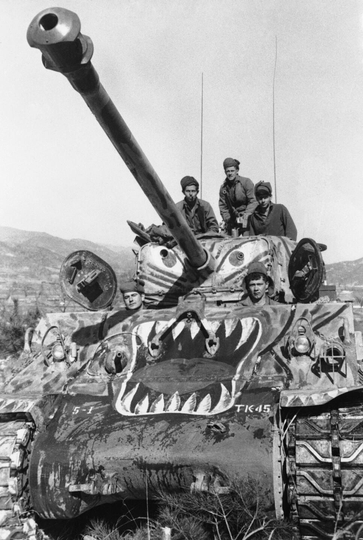Korean War U.S.