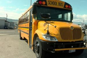 Some MCPS buses will be equipped with seatbelts