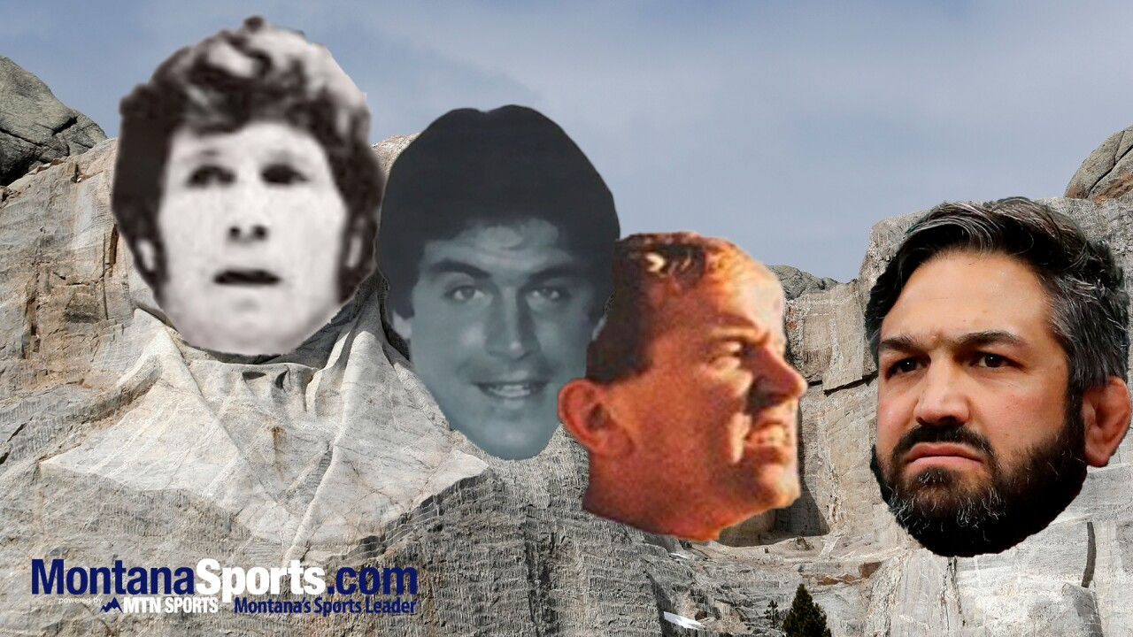 Mount Rushmore of Montana sports