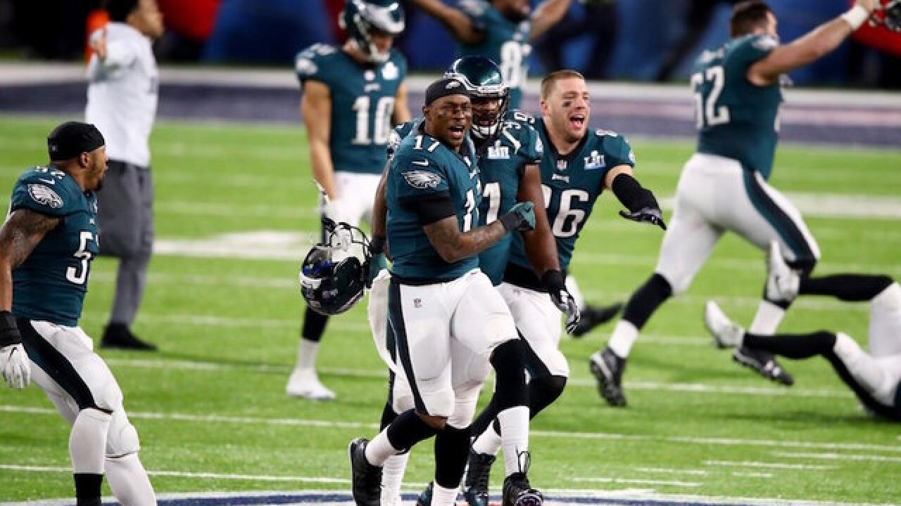Several Philadelphia Eagles players skipping White House visit over Trump