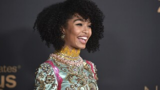 'Black-ish' star Yara Shahidi to play Tinker Bell in Disney's live-action 'Peter Pan' movie