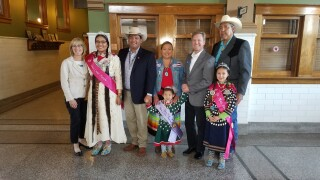 Miss Crow Nation 2020 Crowned in Billings Sunday