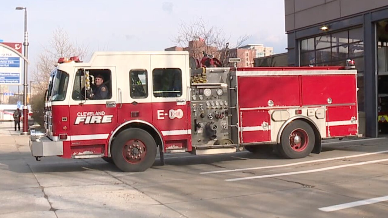 Cleveland fire union raises public safety concerns in facilities report