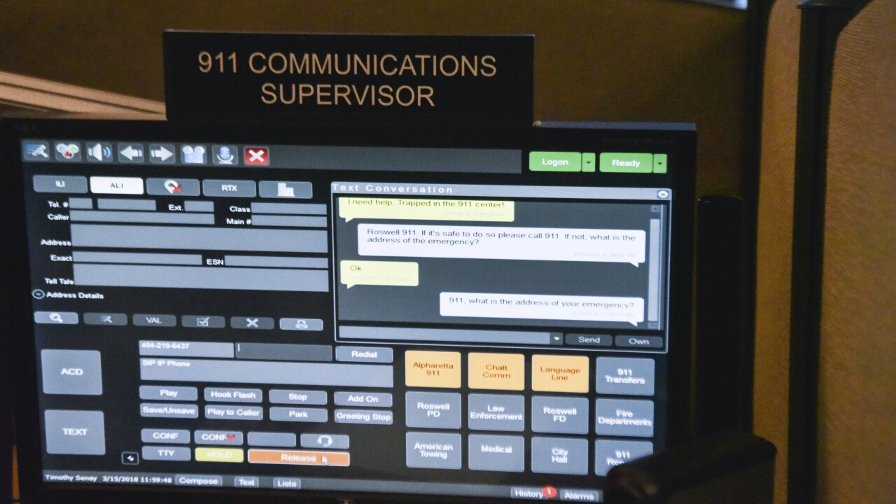 A 911 supervisor was streaming Netflix at work when dispatchers mishandled a shooting call