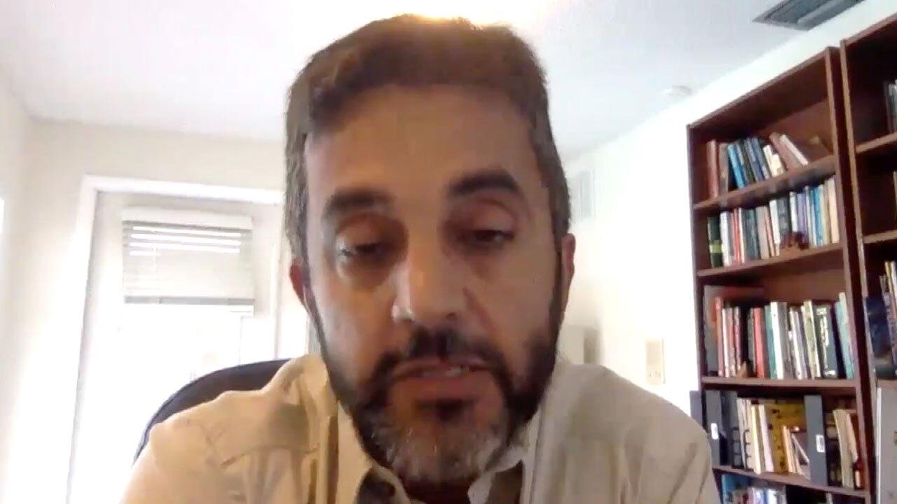 Samir Kakli of the South Florida Muslim Federation