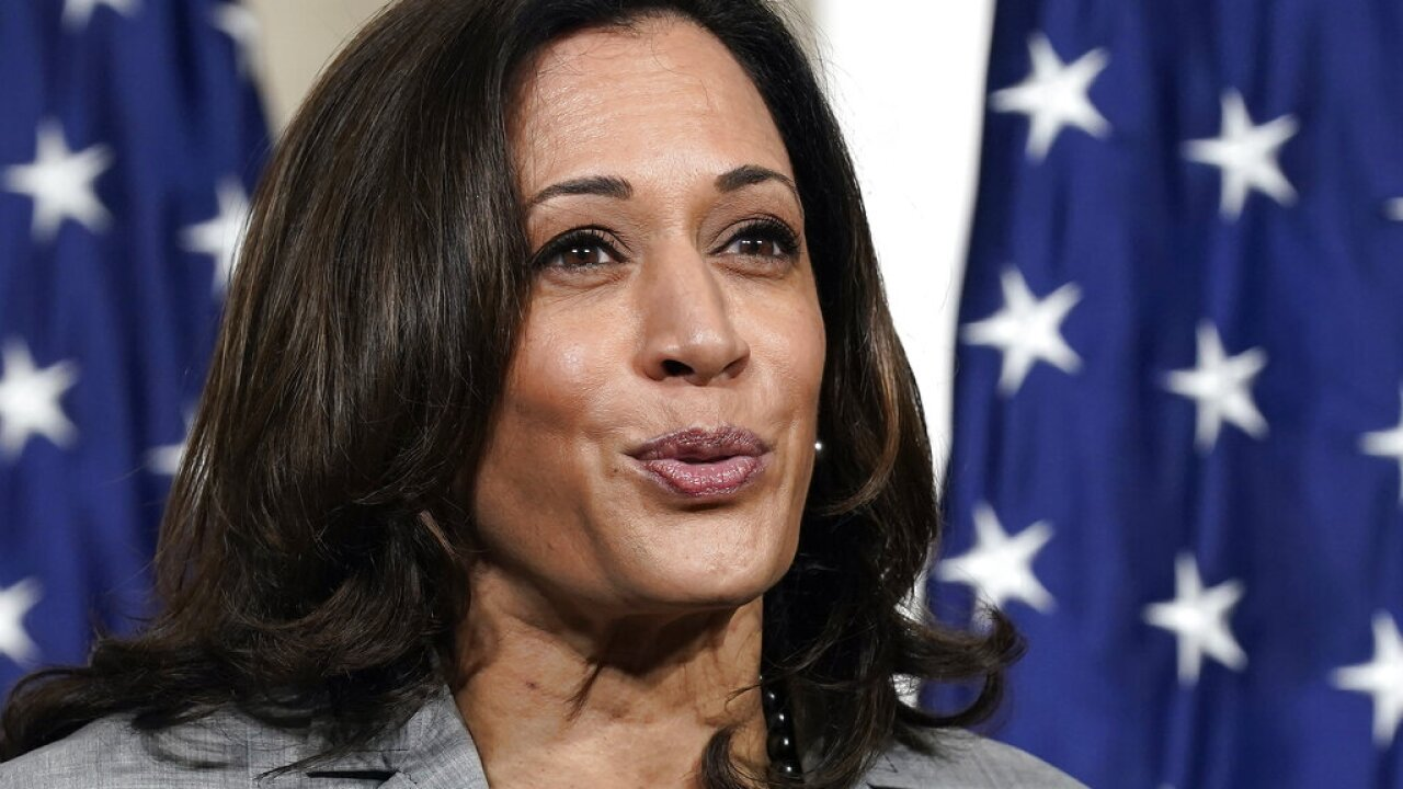 What happens to Kamala Harris's Senate seat if she's elected?