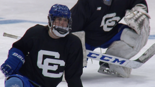 Catholic Central hockey