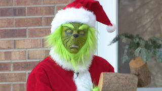 'Grinch' stealing shrieks and squeals to bring holiday cheer in 2020