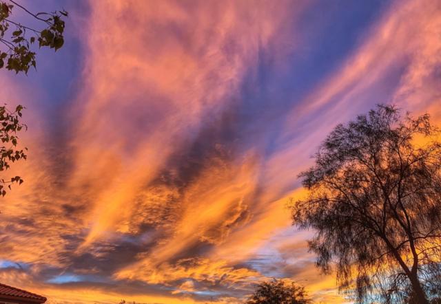 PHOTOS: Vegas sunset on Nov. 4 | 2018