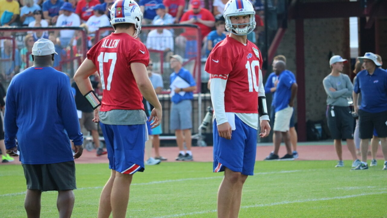 Joe B: 7 observations from 2018 Buffalo Bills training camp - Day 12