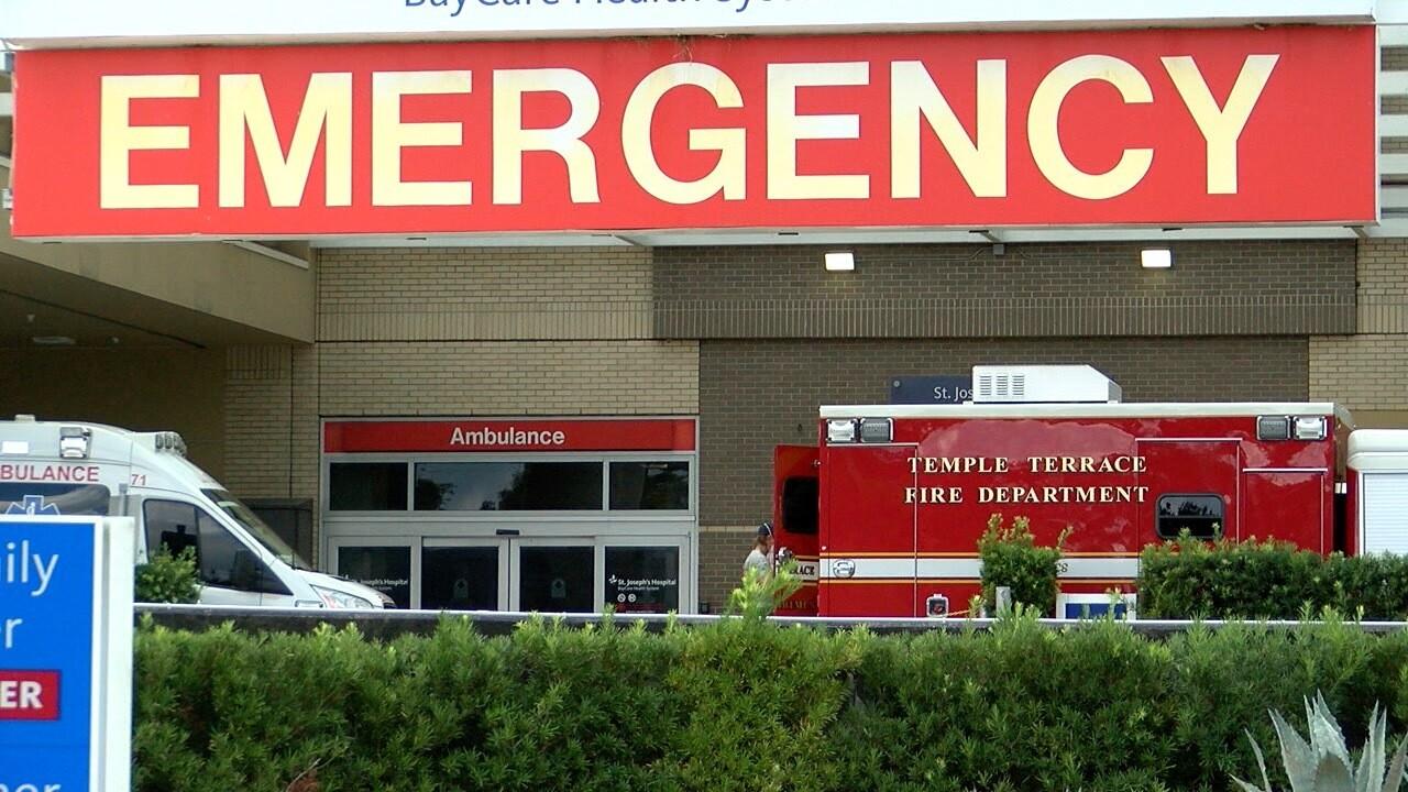 St. Joseph's Hospital Tampa Emergency Room 1